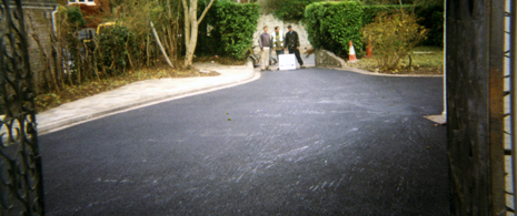 Previous Paving Project